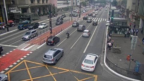 Câmera Av Paulista / Metrô Consolação Agora